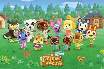 Animal Crossing - Line Up