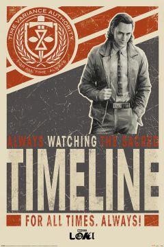 Loki - Timeline
