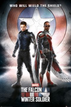 The Falcon and The Winter Soldier - Wield The Shield