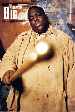 Notorious BIG - Gold Cane