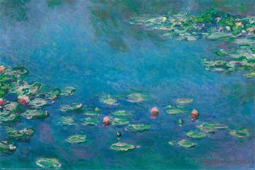 Claude Monet - Waterlillies