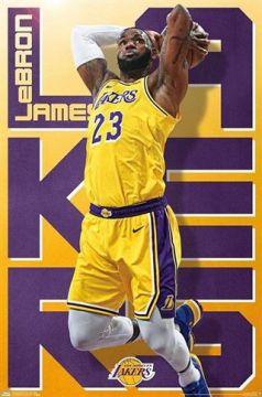 NBA - LA Lakers Lebron James