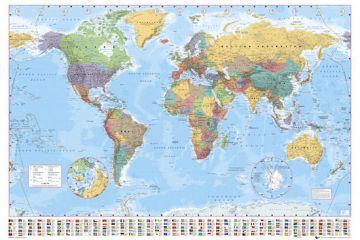 WORLD MAP - 2012