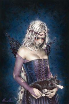 VICTORIA FRANCES - ANGEL OF DEATH
