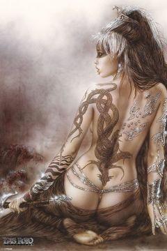 Luis Royo - Subversive Beauty